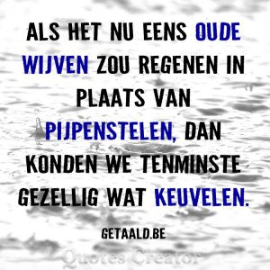 dutch quote